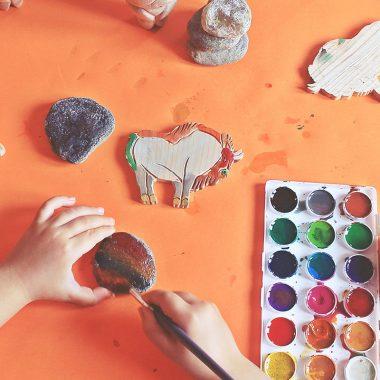 Защо изкуството е важно за ранното детско развитие